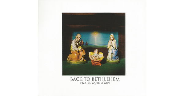 Back to Bethlehem album cover artwork