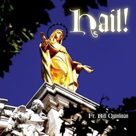 Hail! album cover artwork showing a religious statue